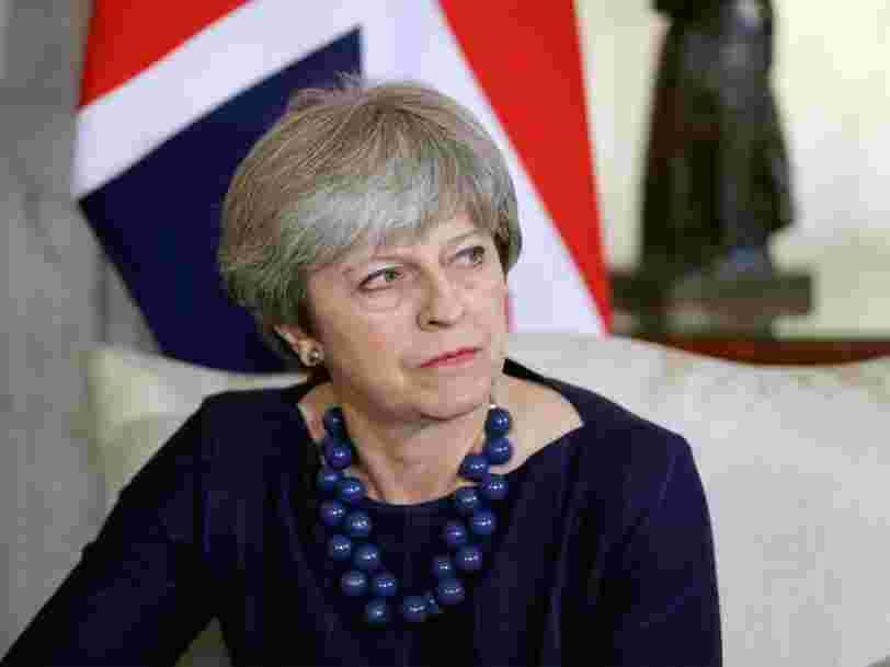 L'UE laisse 72h à Theresa May pour présenter une offre d'accord sur le Brexit