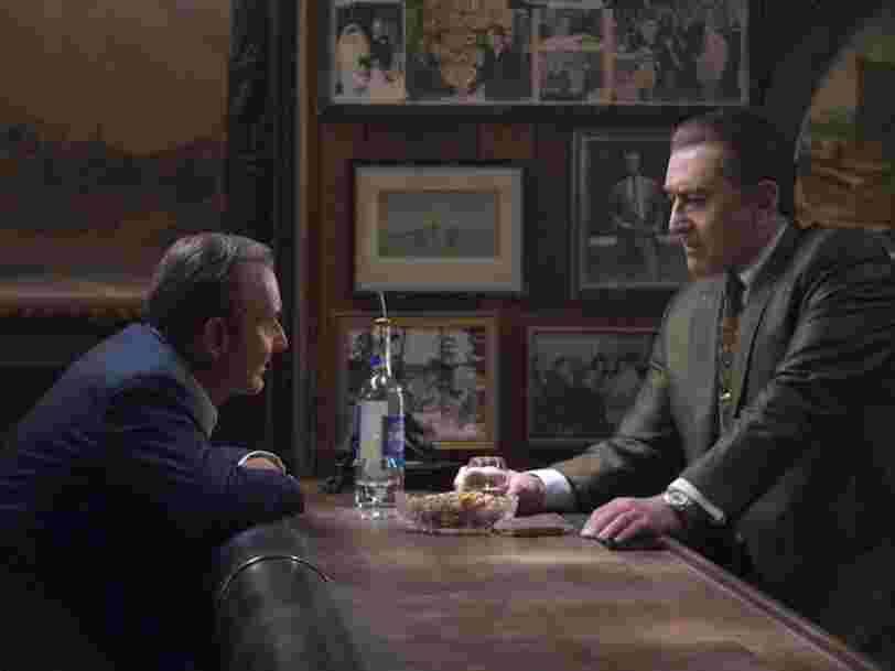 'The Irishman' : Netflix dévoile la première bande-annonce du film de Martin Scorsese