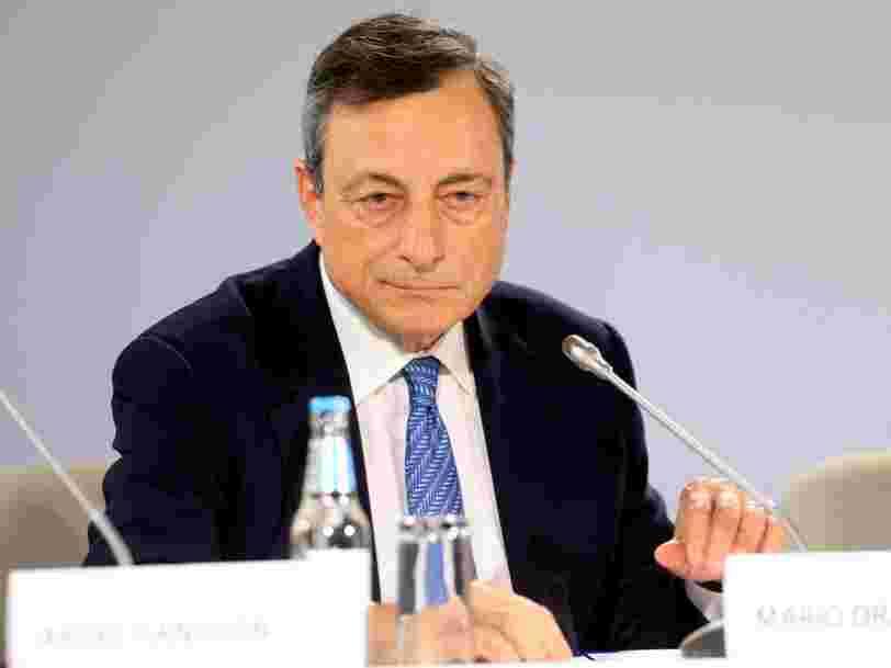 La BCE maintient sa politique monétaire inchangée en juillet