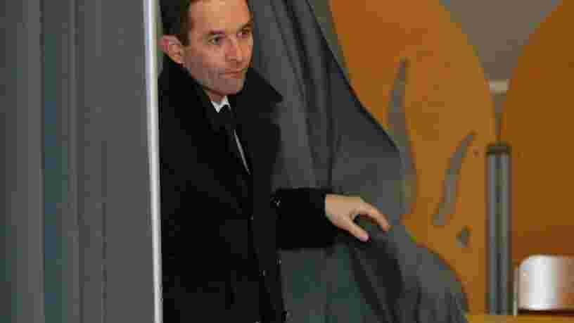 Benoît Hamon remporte la primaire de la gauche et sera le candidat du PS à la présidentielle de 2017