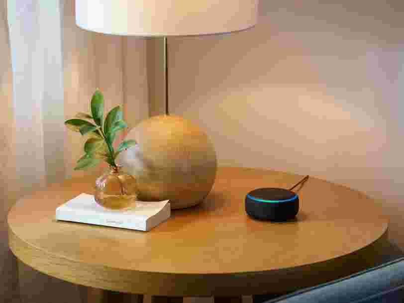 Des milliers d'employés d'Amazon sont chargés d'écouter ce que vous dites à Alexa, son assistant vocal