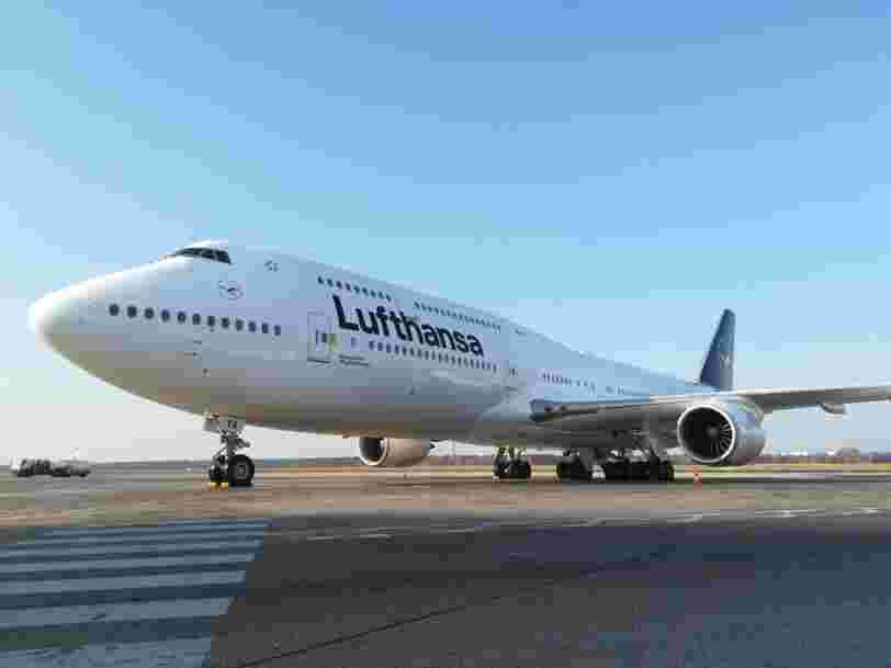 Lufthansa attaque en justice un passager simplement parce qu'il n'a pas embarqué