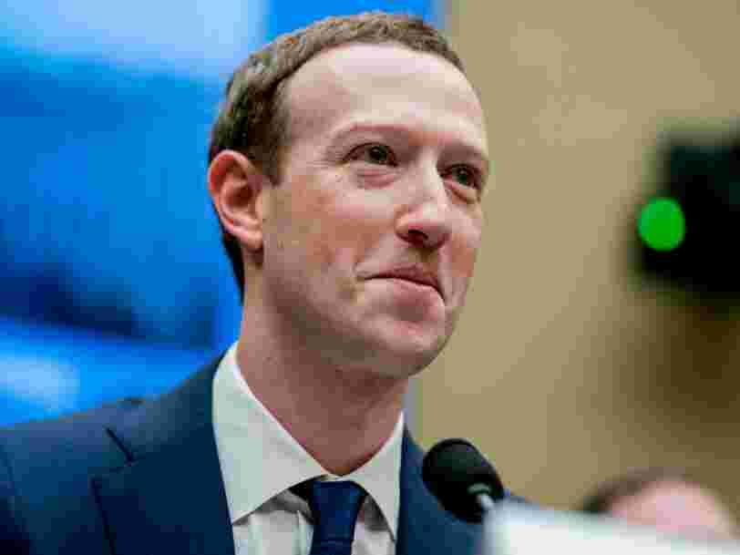 Pourquoi la lourde amende de Facebook a enrichi Mark Zuckerberg