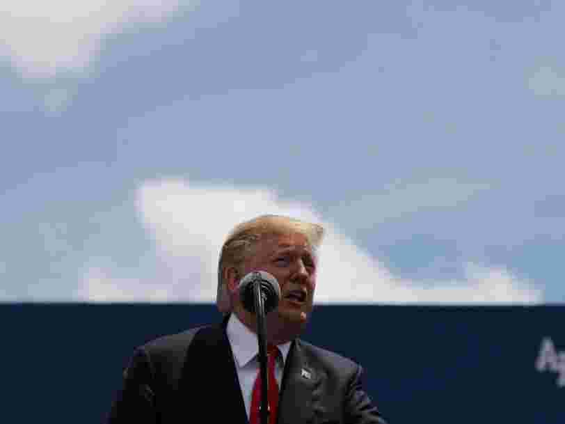 Donald Trump s'immisce sans retenue dans la politique britannique