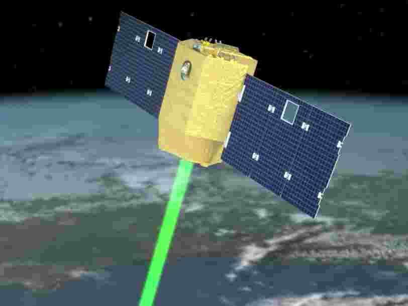 La France mise sur les satellites pour préserver notre planète — le premier d'une série de 3 part ce soir de Guyane