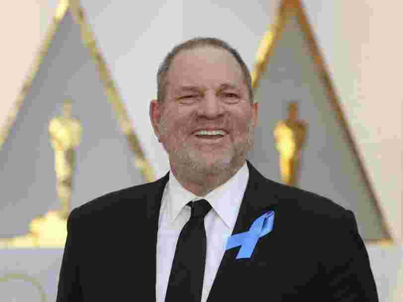 Colony Capital négocie le rachat de Weinstein Co