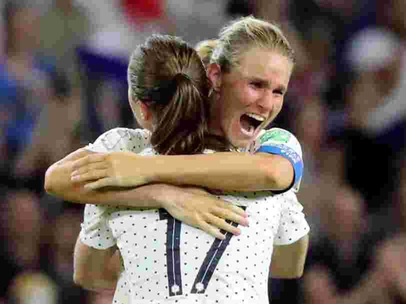Coupe du monde 2019 : grâce à la qualification des Bleues, TF1 devrait rentrer dans ses frais
