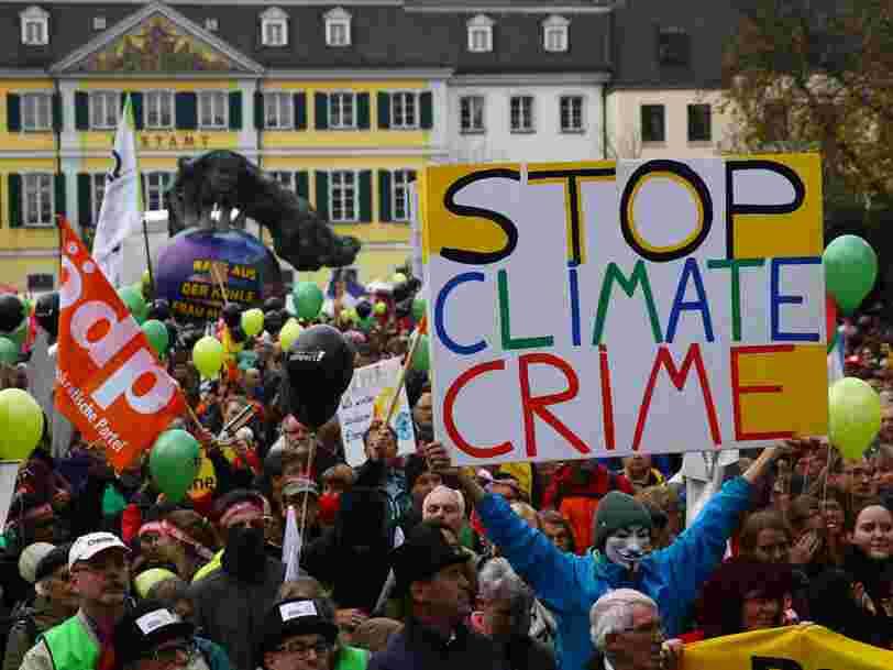 Une nouvelle conférence sur le climat vient de s'ouvrir — voici pourquoi vous devriez y prêter attention