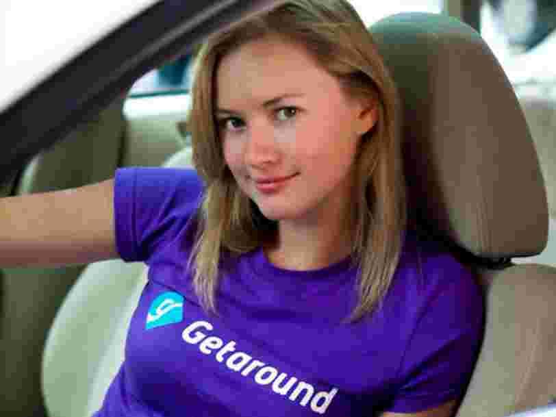 La plateforme d'autopartage Drivy rachetée 300 M€ par l'américain Getaround