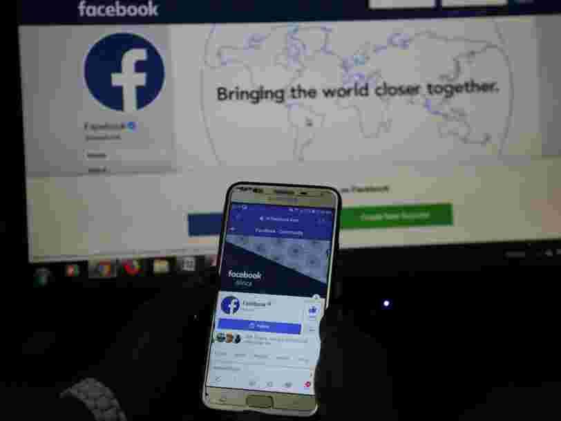 Facebook bannit des figures de l'extrême droite américaine... et les 6 autres choses à savoir dans la tech ce matin