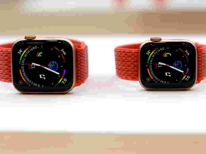 La prochaine Apple Watch pourrait suivre le rythme de votre sommeil... et les 6 autres choses à savoir dans la tech ce matin
