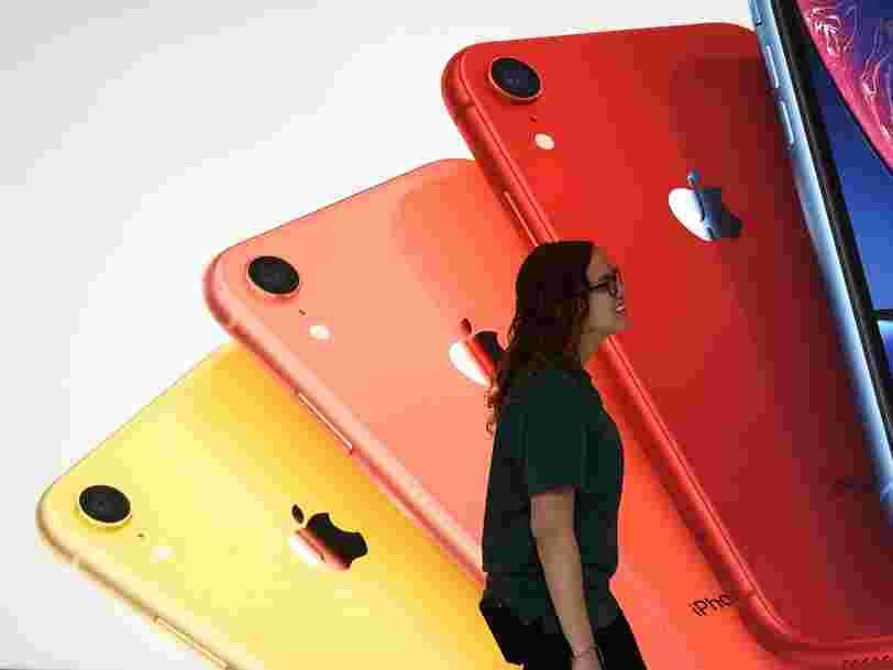 Apple accusé d'avoir vendu les données personnelles d'utilisateurs iTunes
