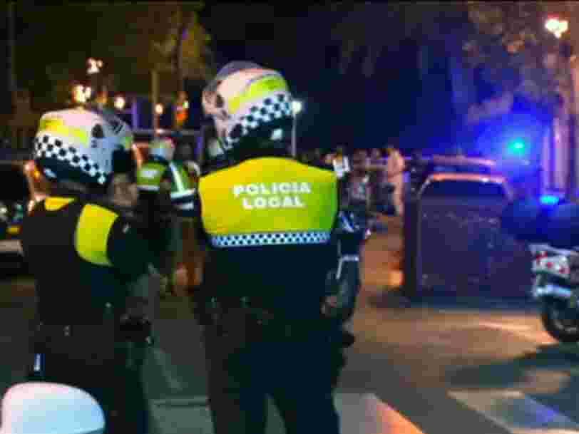 La police catalane a arrêté 5 suspects dans une opération antiterroriste après l'attentat à la fourgonnette à Barcelone