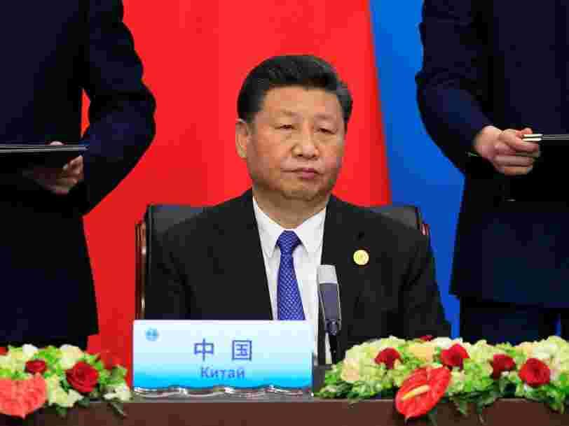 La Chine réplique à la guerre commerciale déclenchée par Trump en imposant à son tour des droits de douane