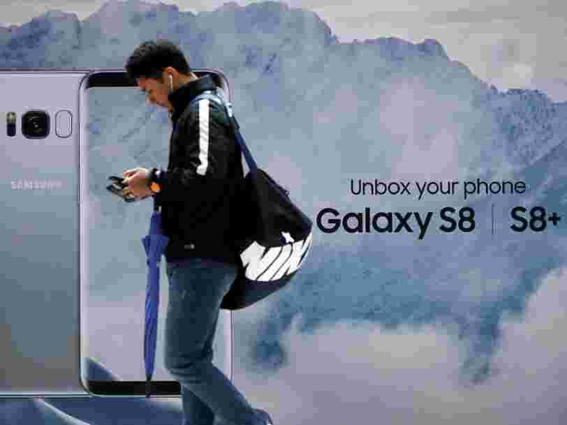 Samsung est sur le point de réaliser un bénéfice record au premier trimestre