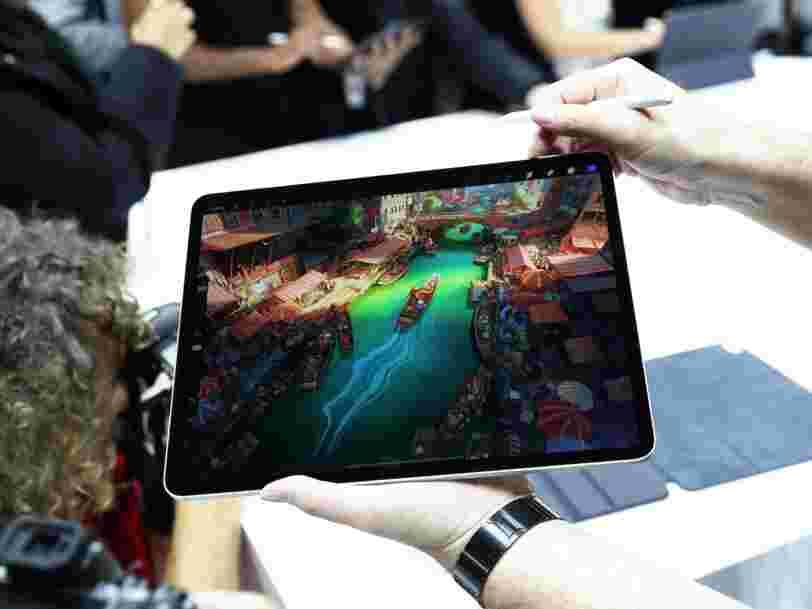 MacBook Air, Mac mini, iPad...: voici tout ce qu'Apple vient d'annoncer