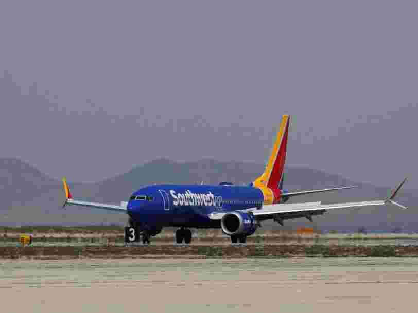 Le Boeing 737 Max a connu un nouvel incident aux Etats-Unis