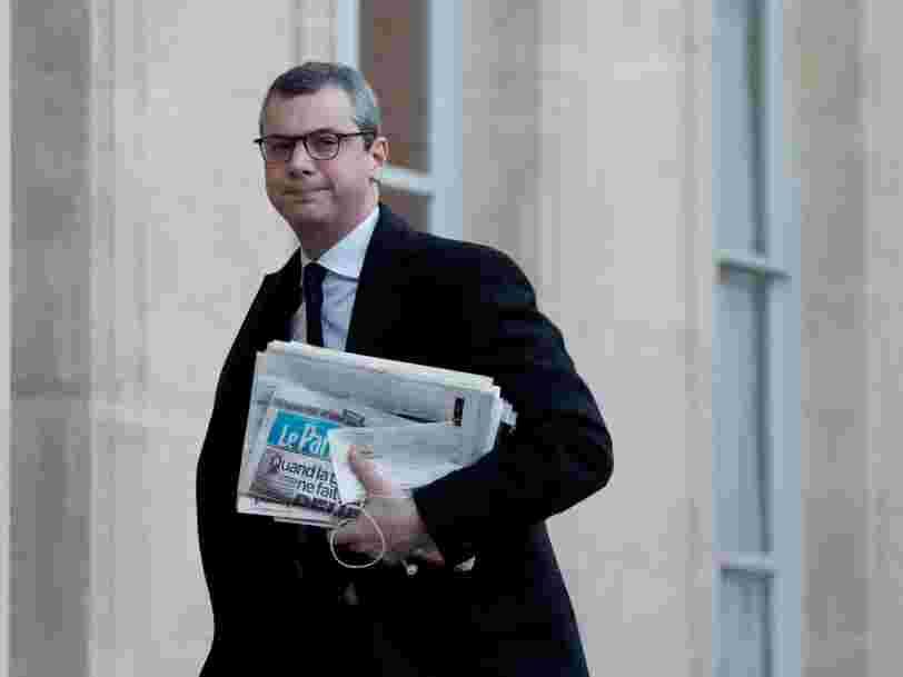 Le Parquet national financier ouvre une enquête sur le secrétaire général de l'Elysée et ses liens avec un armateur italo-suisse