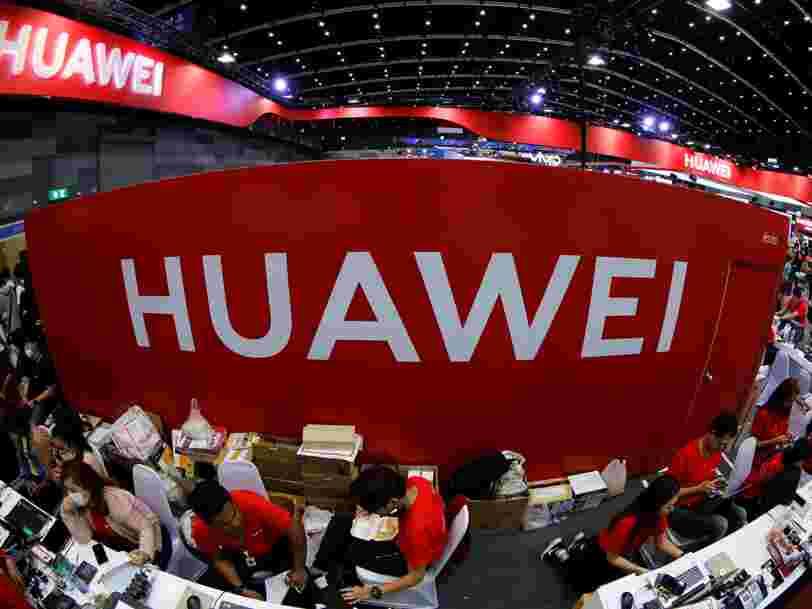 Huawei dit que ses premières voitures autonomes pourraient être lancées dès 2021
