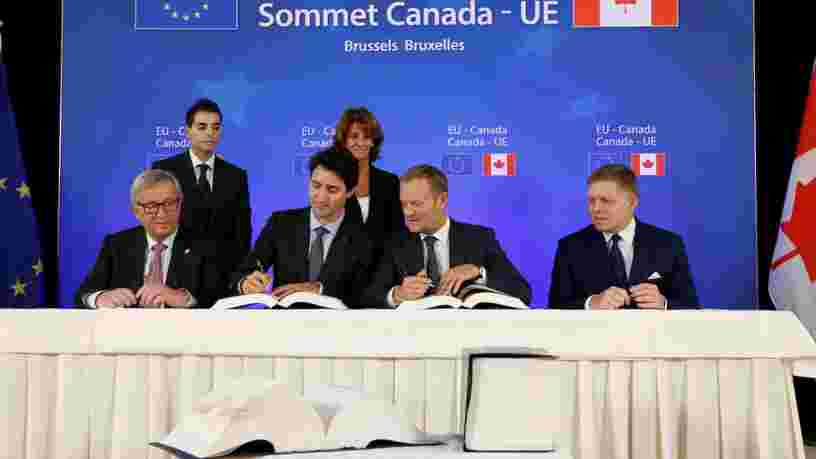 L'Europe et le Canada ont signé le traité de libre-échange CETA — voici ce qu'il change