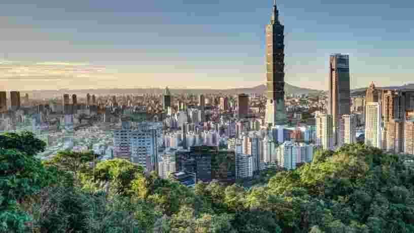 Voici comment les millionnaires vivent à Taipei, sans extravagance