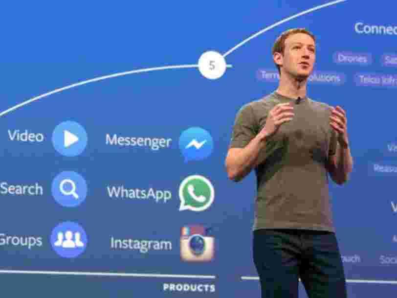 Mark Zuckerberg sort enfin de son silence sur Cambridge Analytica: il est prêt à témoigner devant le Congrès et pense que la tech devrait être réglementée