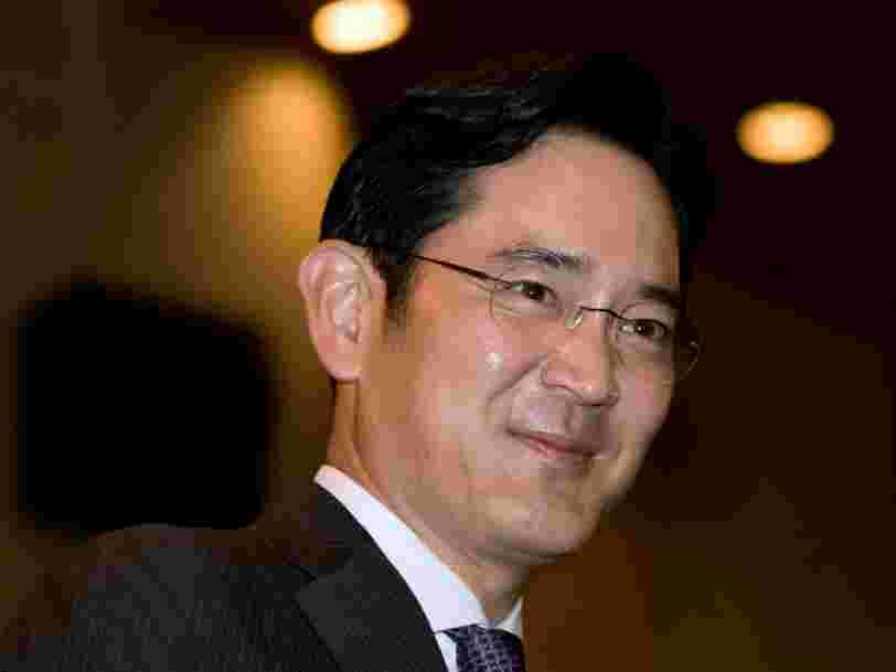 Le patron de Samsung va être interrogé en tant que suspect dans le cadre du scandale qui a mené à la suspension de la présidente de Corée du Sud