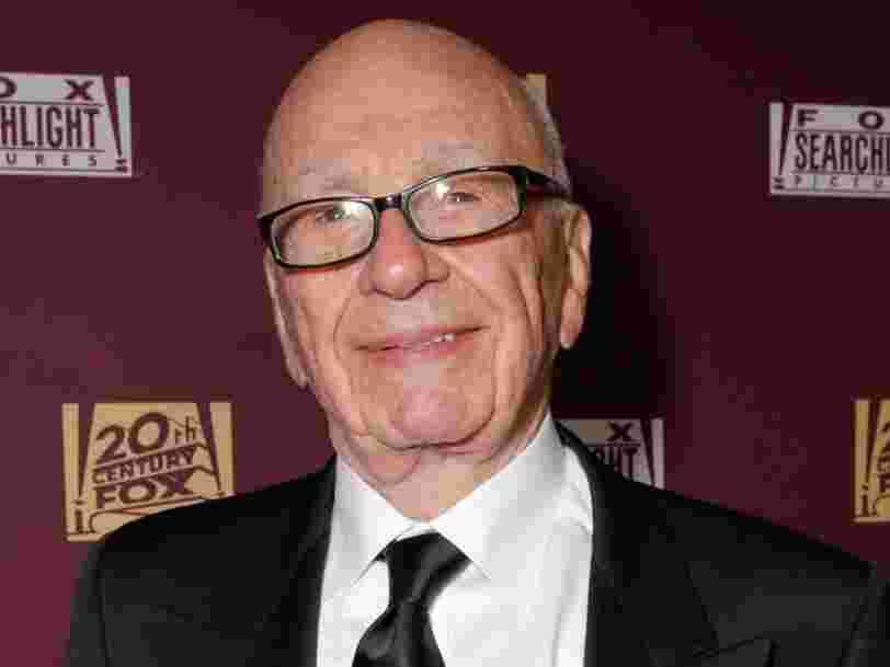 OFFICIEL: Disney rachète les actifs TV et cinéma de 21st Century Fox pour 52,4 Mds$