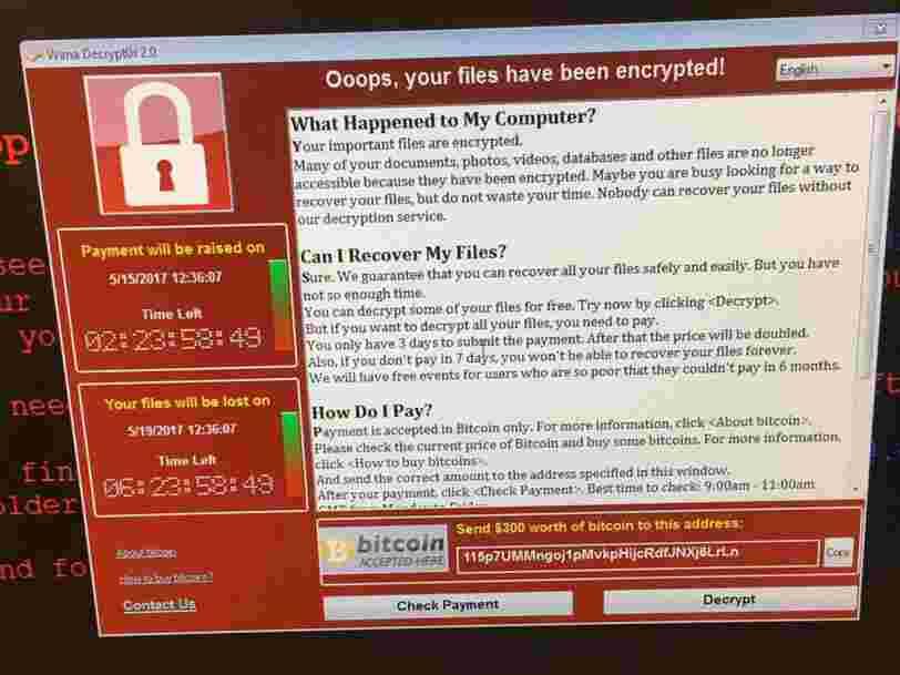 Un virus a généré de la monnaie virtuelle depuis plusieurs semaines en exploitant la même faille utilisée pour la vague de cyberattaques 'WannaCry'