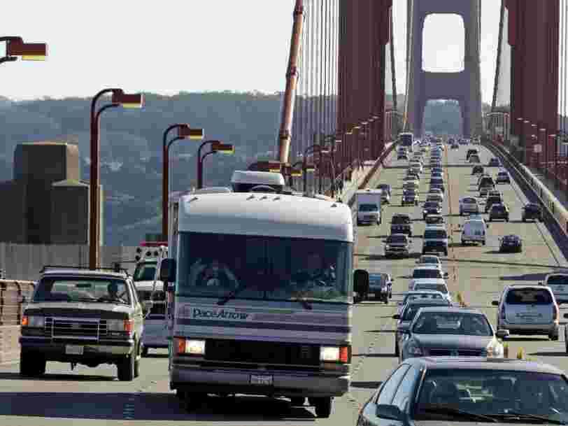 Il y a désormais 39 entreprises qui testent des voitures autonomes sur les routes de Californie
