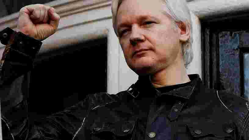 Julian Assange va devoir faire face à l'enquête pour viol rouverte en Suède
