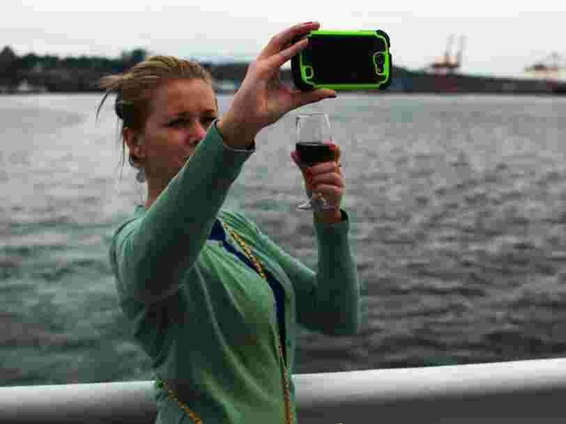 Snapchat a un gros problème avec Android, et les investisseurs commencent à s'inquiéter