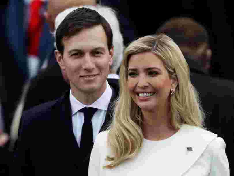 Le grand magasin américain Nordstrom rompt avec Ivanka Trump