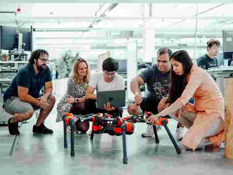 Facebook travaille à donner aux robots le sens du toucher et la capacité d'apprendre comme des humains