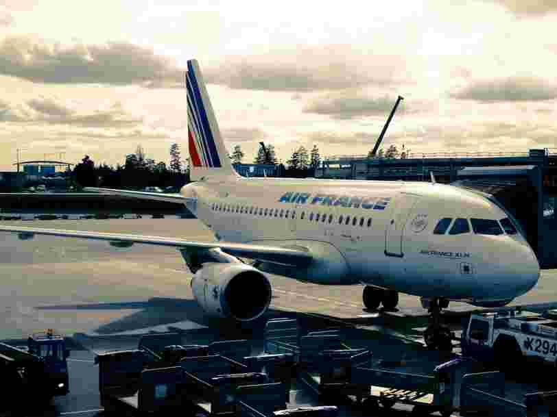 Air France ouvre une nouvelle compagnie aérienne pour rivaliser avec ses concurrents du Golfe — mais ne recrute pas de pilotes