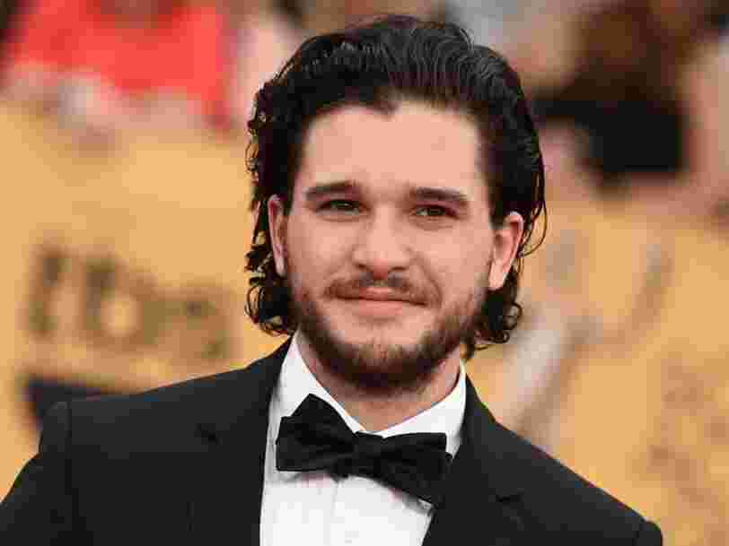 Kit Harington de 'Game of Thrones' va rejoindre l'univers Marvel avec un rôle dans le film 'The Eternals'