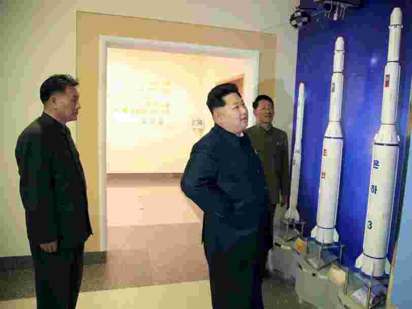Voici comment les Nord-Coréens utilisent les technologies dans leur pays