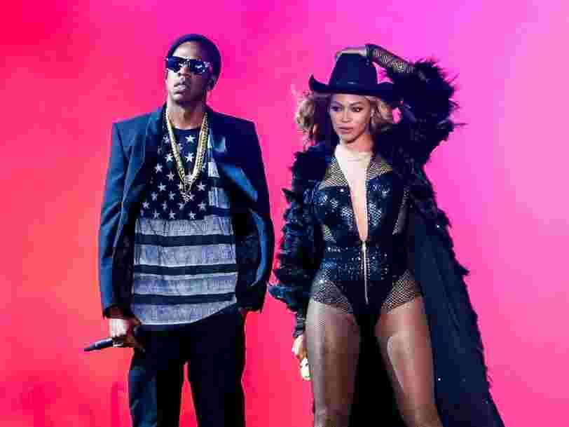 Jay Z-Beyonce, Ashton Kutcher-Demi Moore... Quand les célébrités se lancent dans le business en couple