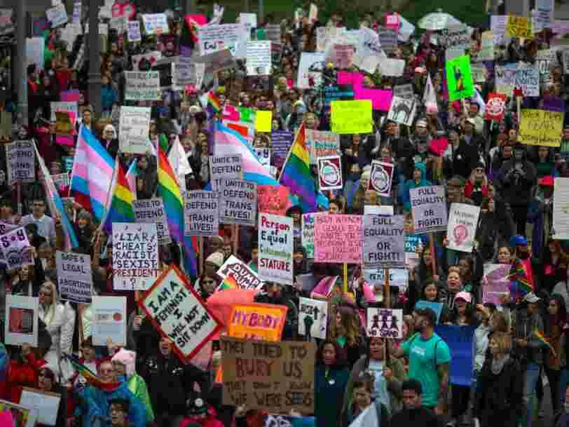Les 16 pays les pires en matière d'égalité femmes-hommes