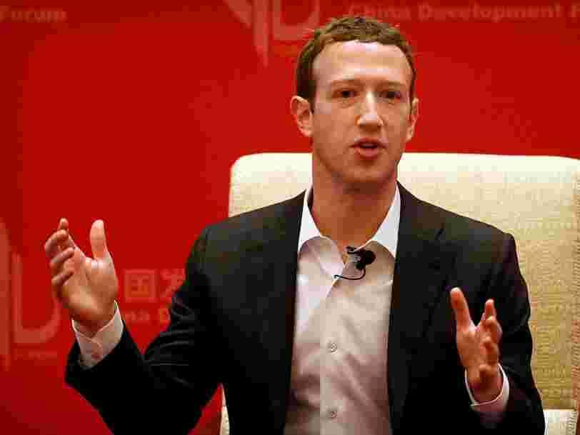 Facebook sous le coup d'une enquête pénale pour avoir fourni les données de ses utilisateurs à Apple, Amazon et d'autres