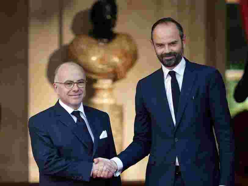 Edouard Philippe nommé Premier ministre d'Emmanuel Macron