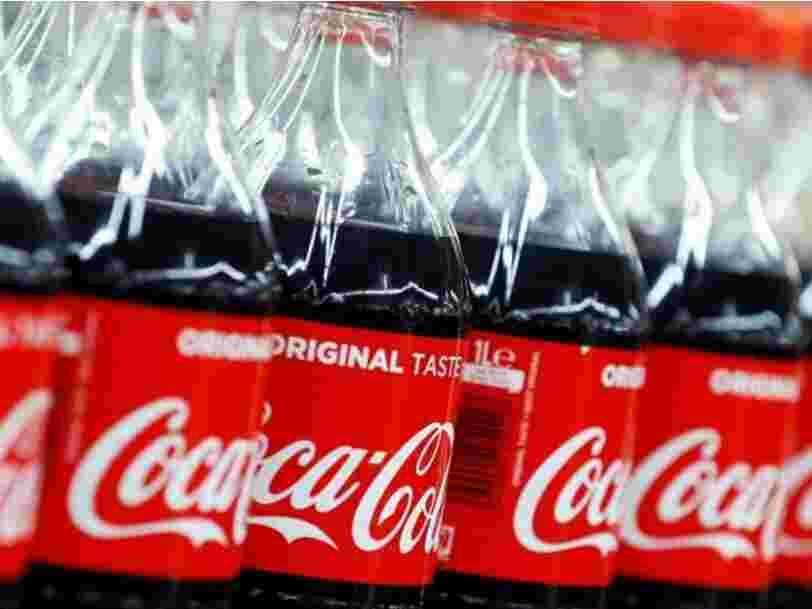 Coca-Cola lance sa toute première boisson alcoolisée