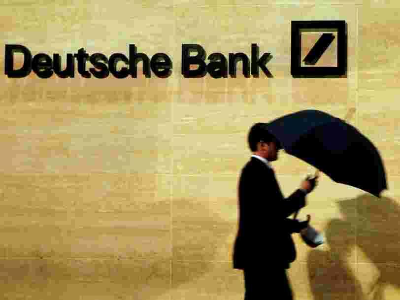 2 grandes banques allemandes pourraient perdre leur place à la Bourse — et l'une d'elles serait remplacée par une fintech
