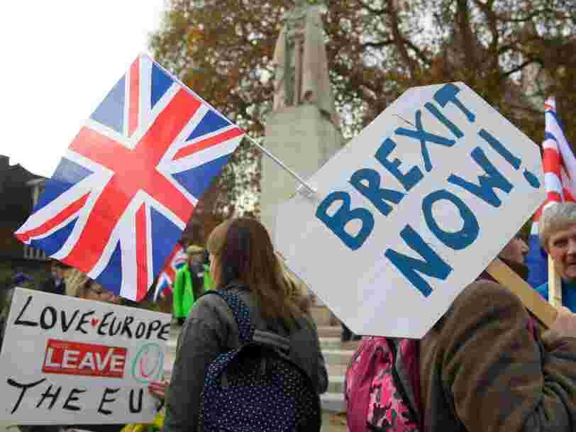 La cour européenne dit que chaque membre de l'UE pourra bloquer l'accord commercial conclu post-Brexit avec le Royaume-Uni