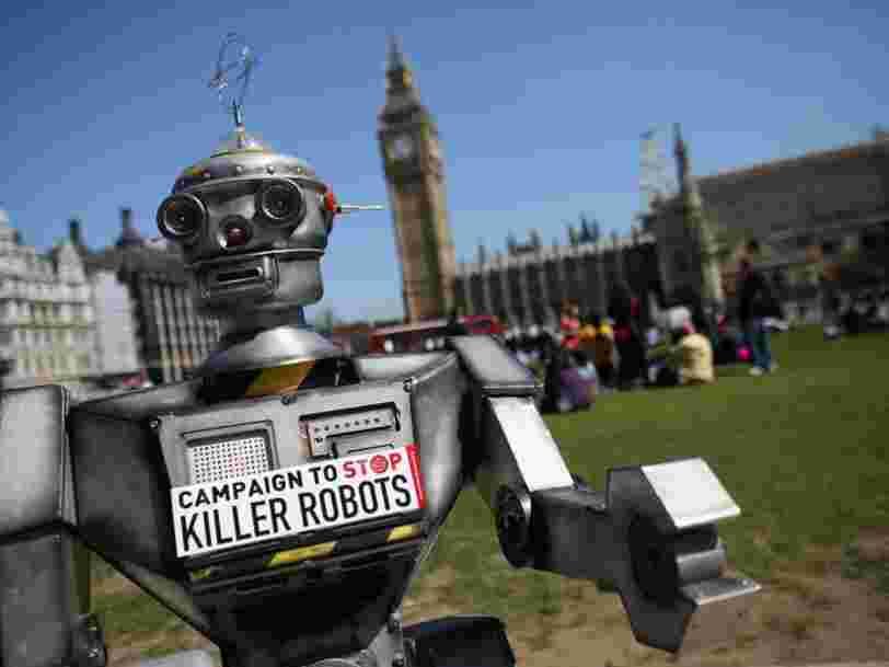 L'intelligence artificielle égalera l'intelligence humaine d'ici 2062