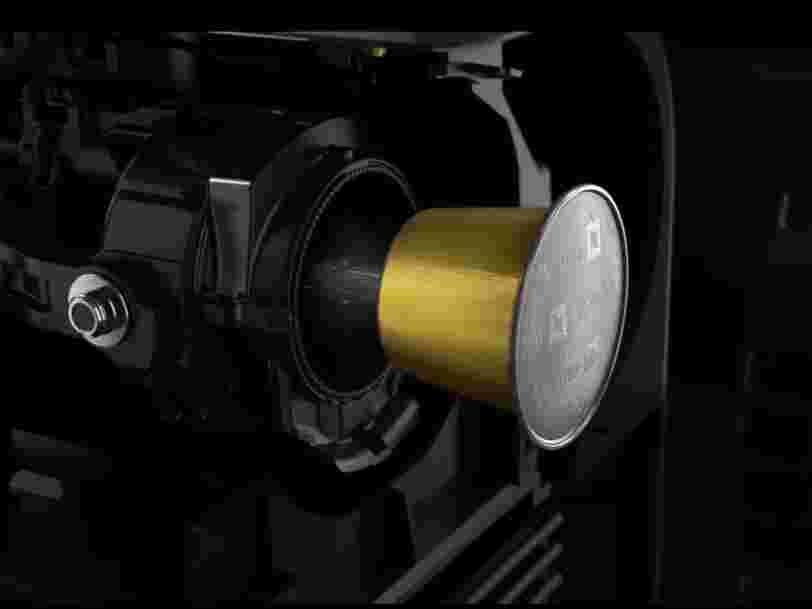 Il y a 30 ans Nespresso créait le 'système ultime d'extraction des arômes du café' — il vient d'être réinventé