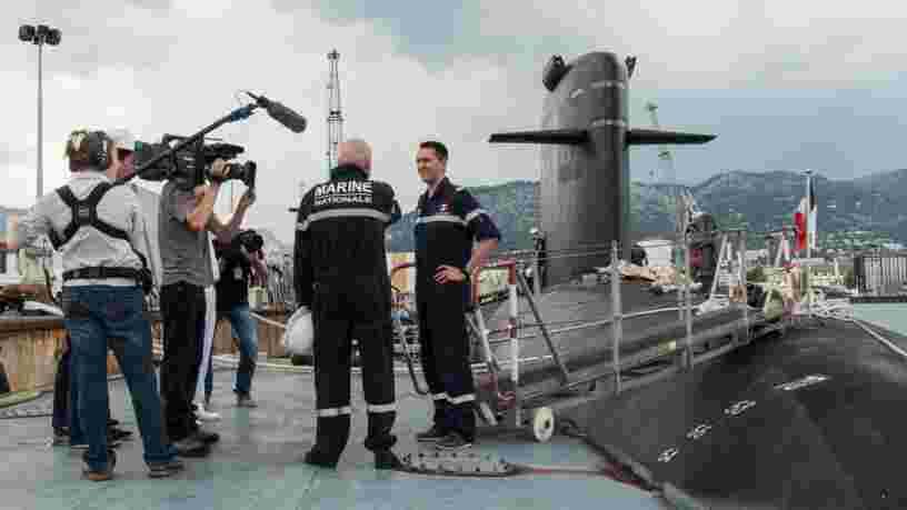 Le Saphir, l'un des premiers sous-marins d'attaque nucléaire français, va être démantelé