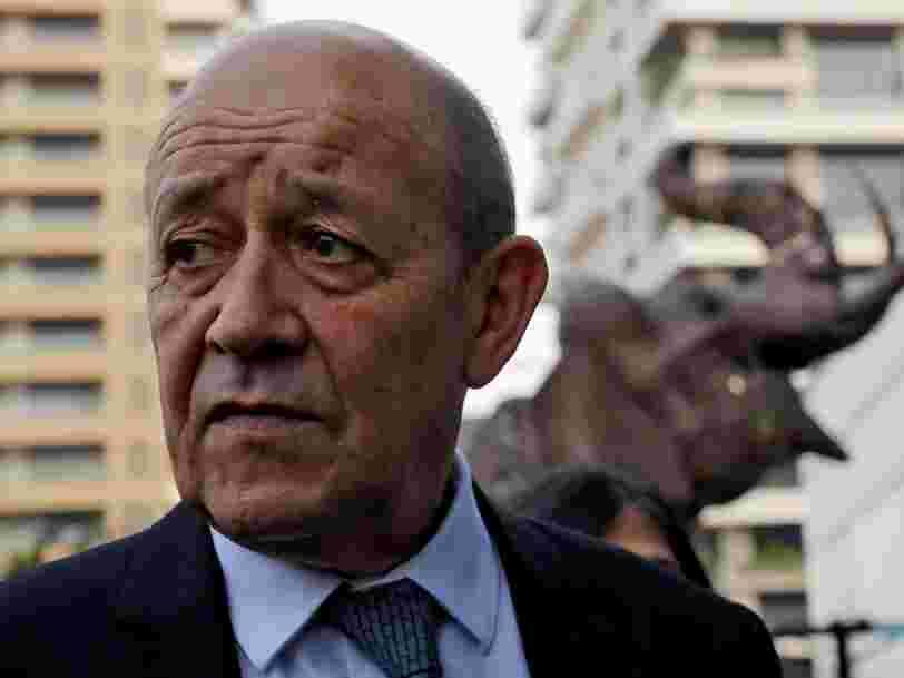 Le ministre des Affaires étrangères saisit la justice au sujet des passeports diplomatiques qu'Alexandre Benalla aurait continué d'utiliser après son licenciement de l'Elysée