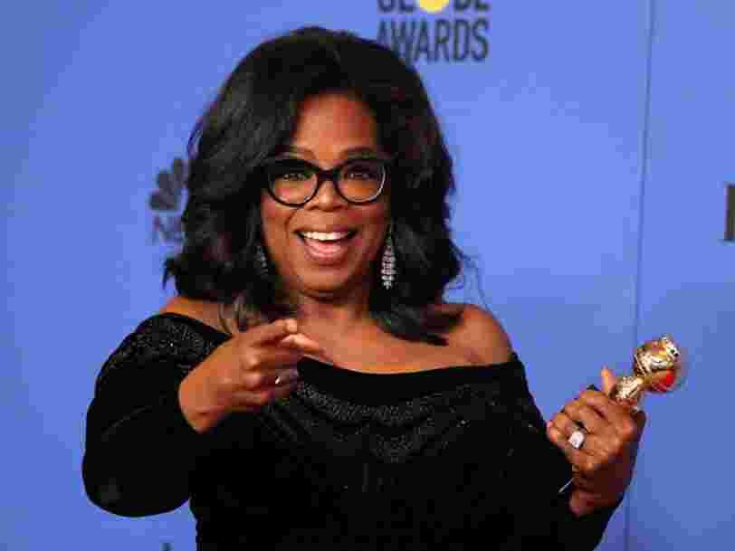 Apple signe un contrat pluriannuel avec Oprah Winfrey alors que la guerre du streaming s'intensifie