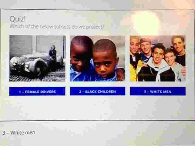 Des documents confidentiels montrent que les règles de modération de Facebook protègent les 'hommes blancs' mais pas les 'enfants noirs'